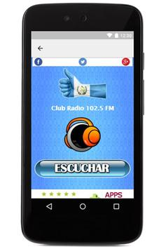 Radios de Guatemala screenshot 2
