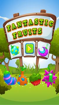 Fantastic Fruits poster