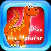 Dino The Monster Platform Run icon