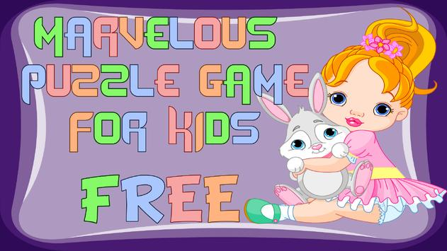 Marvelous Puzzle for Kids screenshot 8
