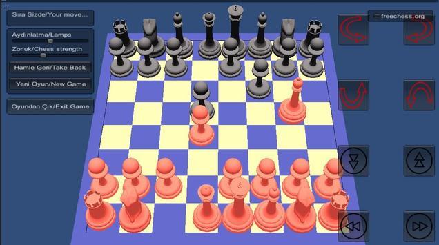 3D SatrancH / 3D ChesS screenshot 2