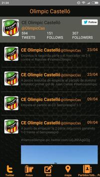 Olimpic Castello apk screenshot