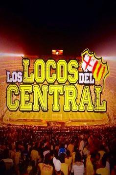 Locos del Central poster