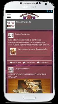 Grupo Los Parrandas screenshot 1