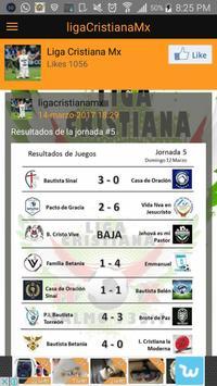 LigaCristianaMx poster