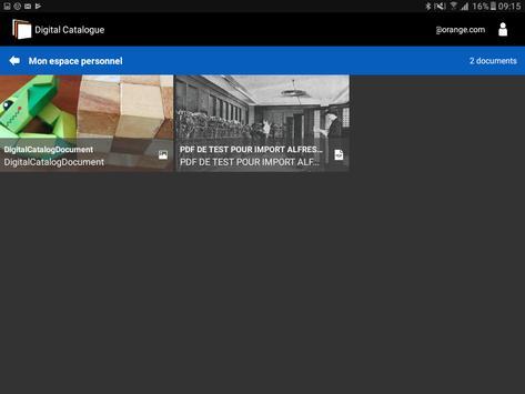 Digital Catalogue apk screenshot