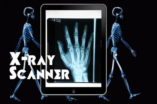 X-Ray Scanner Prank apk screenshot