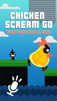 Chicken Scream Go poster