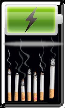 battery widget poster