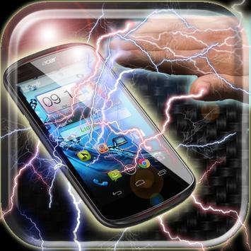 Electric Screen Joke apk screenshot