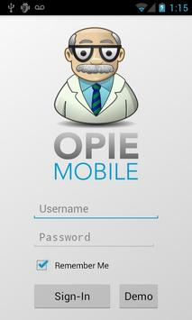 OPIE Mobile poster