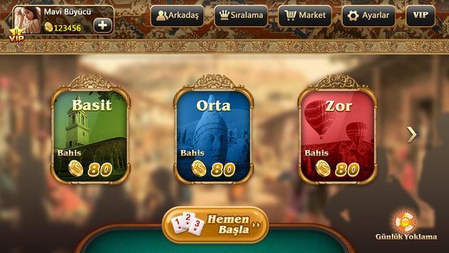 Okey Turka screenshot 13