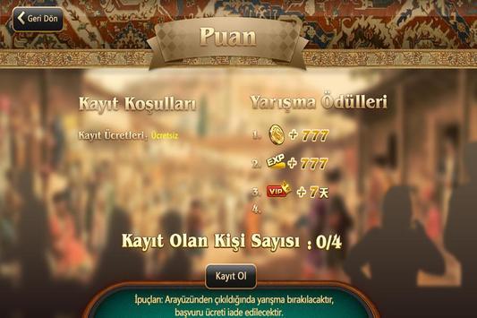 Okey Turka screenshot 4