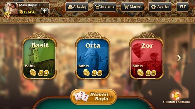 Okey Turka screenshot 8