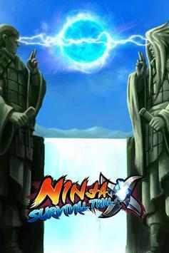 Ninja: Survival Trial(English) poster