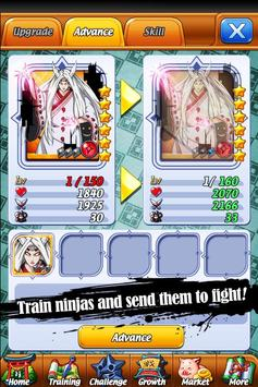 Ninja: Survival Trial(English) apk screenshot