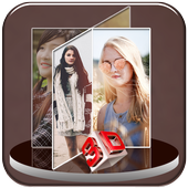 Photo Collage Maker 3D icon