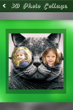 Photo Collage Maker 3D screenshot 2