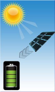 Mobile Solar Battery Prank screenshot 1