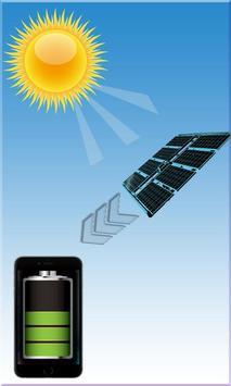 Mobile Solar Battery Prank screenshot 2