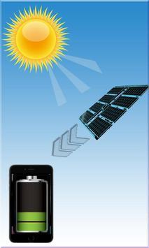 Mobile Solar Battery Prank screenshot 3