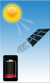 Mobile Solar Battery Prank screenshot 4