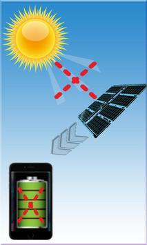 Mobile Solar Battery Prank apk screenshot