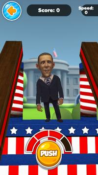 Obama Democracy Fall poster
