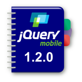 jQuery mobile 1.2.0 Demos&docs icon