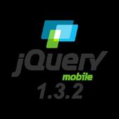 jQuery mobile 1.3.2 Demos&docs icon