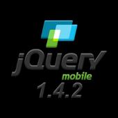 jQuery mobile 1.4.2 Demos&docs icon