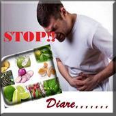 overcome natural Diarrhea icon