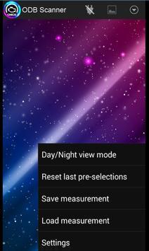 OBD2 scanner bluetooth Elm327 screenshot 4