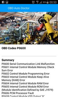 OBD Auto Doctor 2016 apk screenshot