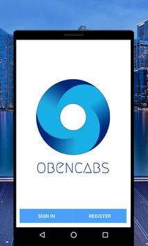 Obencabs poster