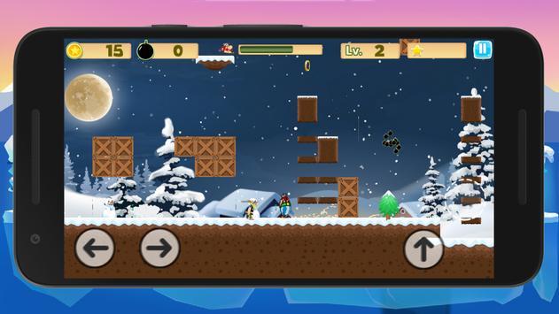 Obelix Ice Age Adventures screenshot 4