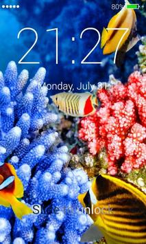 Coral Lock Screen screenshot 3