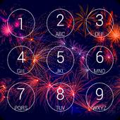 Firework Lock Screen Pro icon