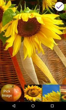 Sunflowers Lock Screen screenshot 5