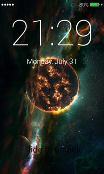 Sun Lock Screen screenshot 3
