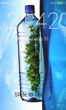 Paradise Lock Screen apk screenshot