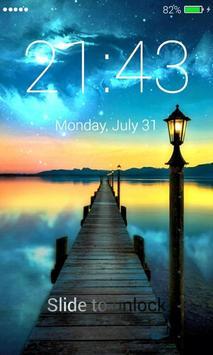 Paradise Lock Screen screenshot 1