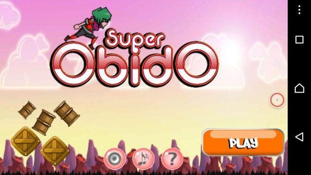 Super Obido poster