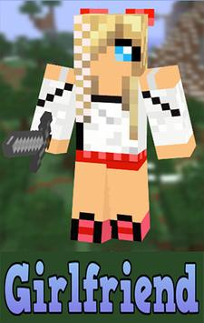 Girlfriend MOD For MCPE! poster