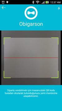 ObiGarson Kolay Sipariş screenshot 1