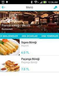 ObiGarson Kolay Sipariş screenshot 3