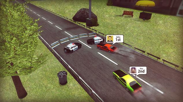 Gangster Car Race Multiplayer apk screenshot
