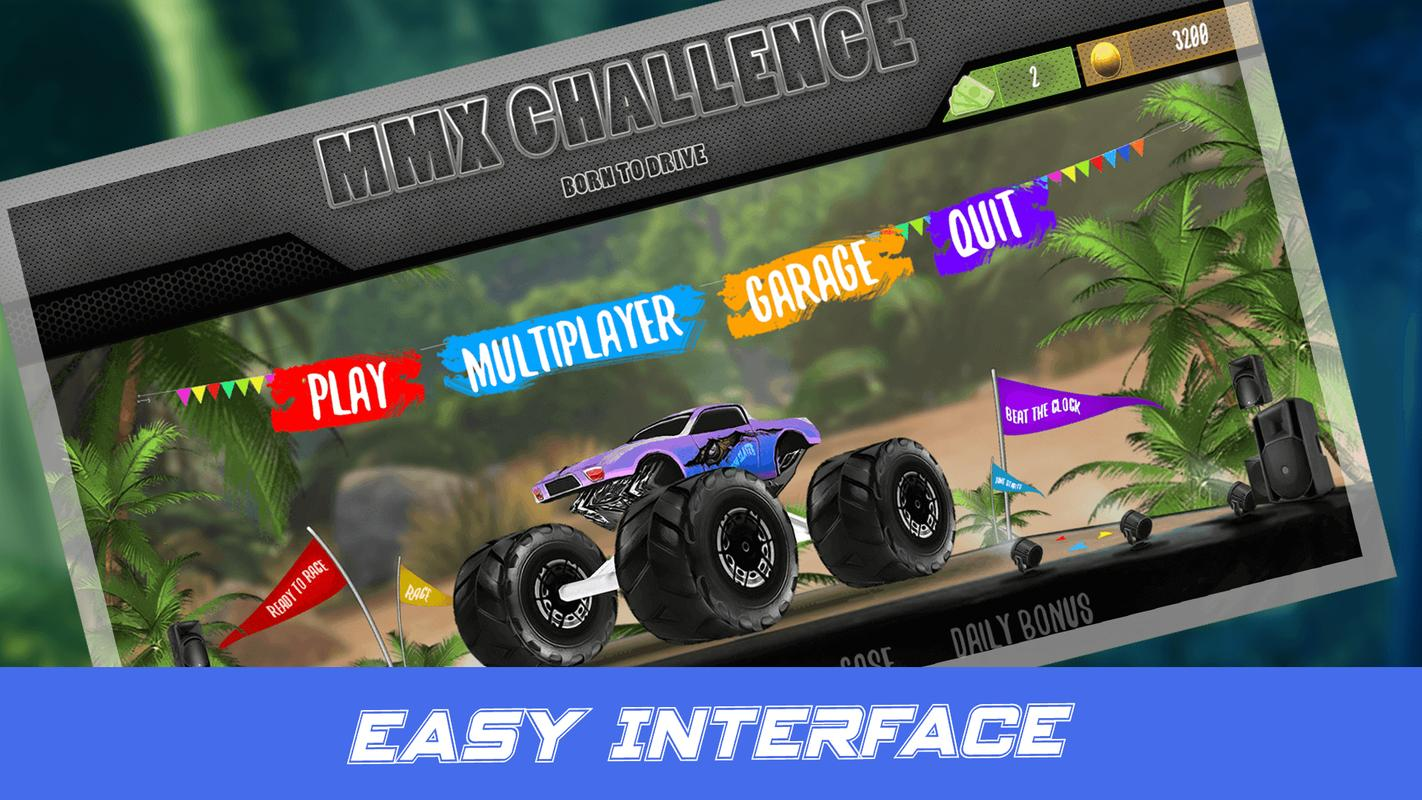 Monster truck challenge for java download.