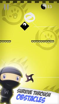 Ninja Shadow Slime screenshot 1