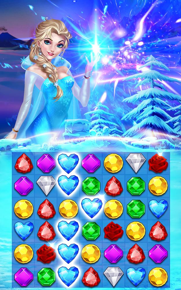 Eisprinzessin Spiele